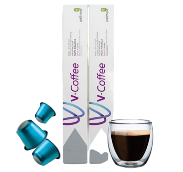 wellmune coffee capsules