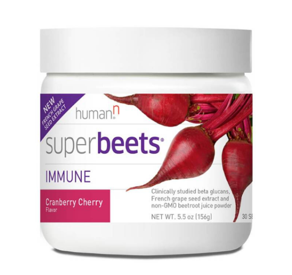 SuperBeets® IMMUNE with wellmune