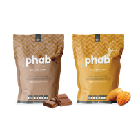 Phab protein powder with Wellmune bags
